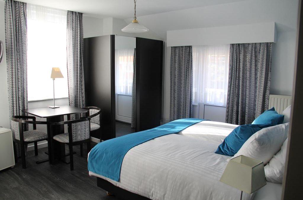L.A. De Panne hotel *** 8.9
