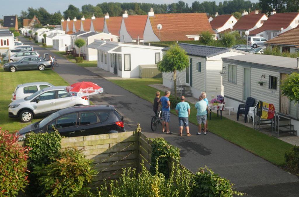 Camping Nova Sport, Bredene, Belgische kust, 9.2