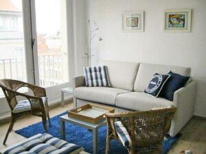 Appartement Le Roi Chevalier, De Panne, België 2021