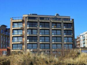 Appartement Zandroos, De Panne, België, Belgische kust