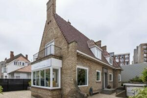 Bonnie's Beach House, De Panne, België