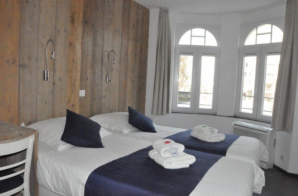 Hotel Aan Zee, De Panne ** 8.5