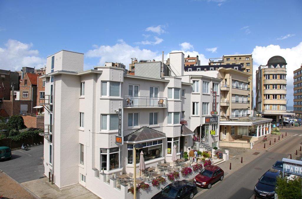 Hotel Cajou, De Panne *** 8.3