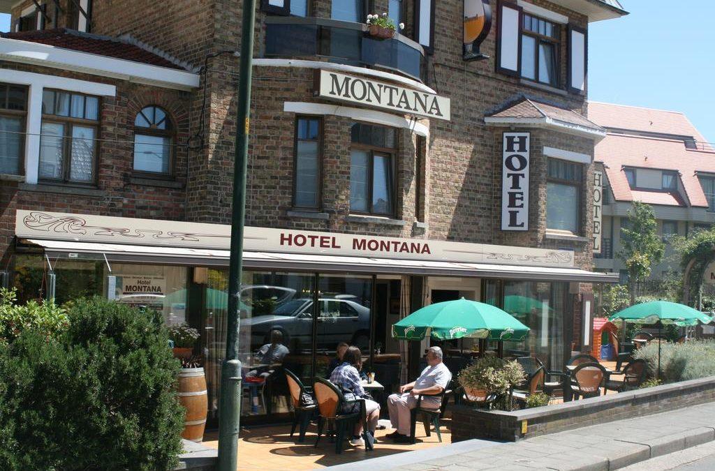 Hotel Montana, De Panne ** 7.8