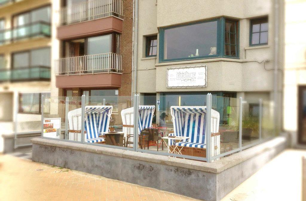 Hotel Villa Escale, De Panne ** 8.4