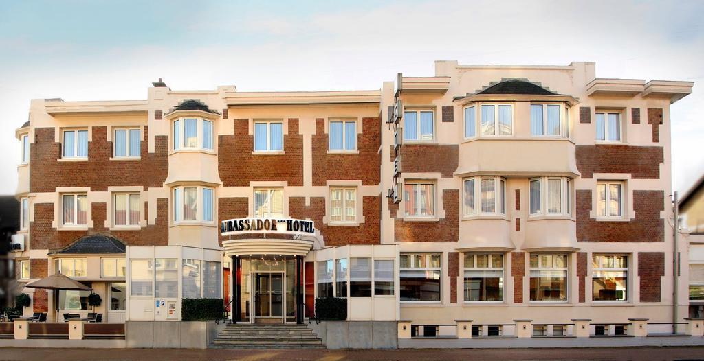 Hotel Ambassador, De Panne *** 9.1